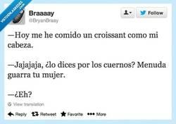 Enlace a En mi barrio me llaman croissant por @bryanbraay