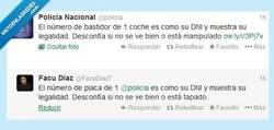 Enlace a ZAS de@FacuDiazT a @policia