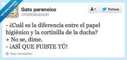 Enlace a ¡Te pillé, desgraciado! por @perobuenoh