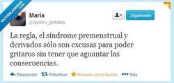 Enlace a Sólo son excusas, por @quiero_patatas