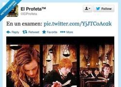Enlace a ¿Qué tal lleváis los exámenes? por @EiProfeta