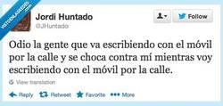 Enlace a El mundo está lleno de gente desconsiderada por @JHuntado