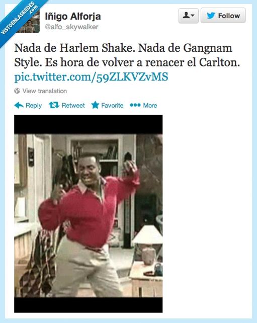 carlton,gangnam stayle,harlem shake,it's not usuuuuuusuaaaaal...