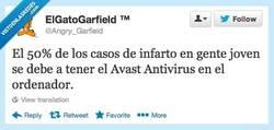 Enlace a Pues no sería tan raro... por @Angry_Garfield