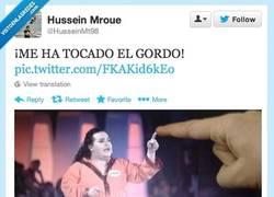 Enlace a ¡ME HA TOCADO EL GORDO! por @HusseinMt98