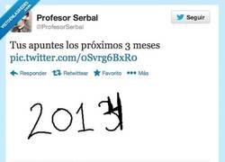 Enlace a Hasta marzo, todos así por @profesorserbal