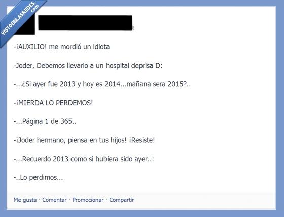 2014,año nuevo,años,Facebook,nochevieja,subnormales,topicos