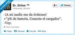 Enlace a ¡A mi nadie me da órdenes! por @Edvardo_Munch