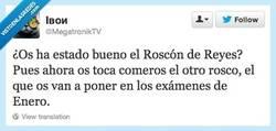 Enlace a De Rosco en Rosco por @MegatronikTV