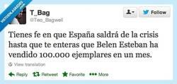 Enlace a No hay salida, españoles por @teo_bagwell