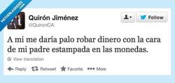 Enlace a La cara de tu padre por @QuironCa