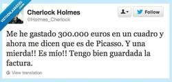 Enlace a No me vengáis a reclamar por @Holmes_Cherlock