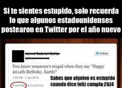 Enlace a Estupidez humana para iniciar un 2014