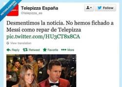 Enlace a Le traigo su Carbonara por @telepizza_es