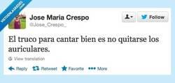 Enlace a Todos en La Voz me querrían por @Jose_Crespo_