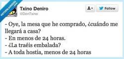 Enlace a La trae Felipe Messa por @DonTxino
