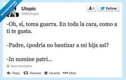 Enlace a Está usted mal de la cabeza por @MrUtopic