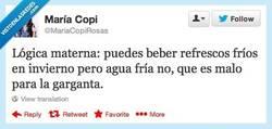Enlace a NIÑA, NO BEBAS ESO por @MariaCopiRosas