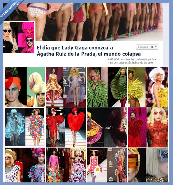 Ághata Ruiz de la Prada,Lady Gaga,Moda,Parecidos Razonables