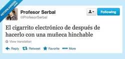 Enlace a Cómo avanza la tecnología por @ProfesorSerbal