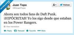 Enlace a Yo sí que soy fan por @ElJuanTopo