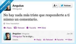 Enlace a Pero triste, triste por @Angulus