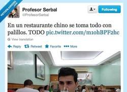 Enlace a Hay que respetar las costumbres por @ProfesorSerbal