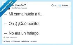 Enlace a Estás podrida por dentro... por @toCarlos_huevos