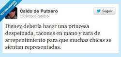 Enlace a Y que se llame La princesa Resaca por @Caldodeputxero