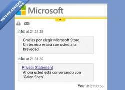 Enlace a Microsoft, siempre a tu servicio