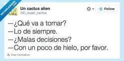 Enlace a Sinceridad ante todo por @el_super_cactus