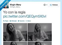 Enlace a Yo con la regla por @Virgin_Mery_