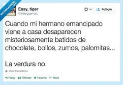 Enlace a Las legumbres tampoco, qué curioso por @inesguerraL