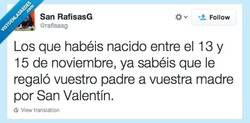 Enlace a Buen regalo de San Valentín por @rafisasg