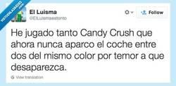 Enlace a Candycrushfobia diagnosticada por @ElLuismaestonto