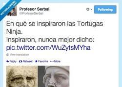 Enlace a Pintaban de narices por @ProfesorSerbal