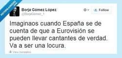 Enlace a Yurops livin a selebreison por @BorjaGomez_1