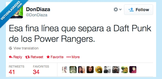 daft,fina,linea,Powers,punk,rangers