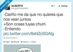Enlace a Tonterías tuyas, cari, por @ALBERTOBANDO