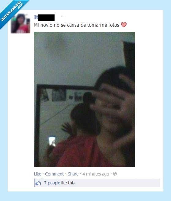 espejo,fake,Forever Alone,Novio