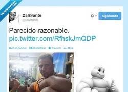 Enlace a Parecido más que razonable por @Dalirante