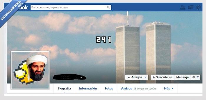 atentado,facebook,flappy bird,foto,osama bin laden 11s,portada,torres gemelas