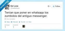 Enlace a Mejorando whatsapp... más o menos por @haabalooza