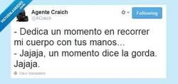 Enlace a Un momento, una horilla... por @ACraich