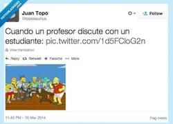 Enlace a Típico en el aula por @toposaurius