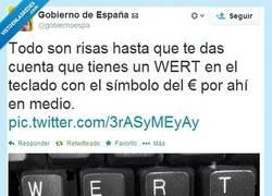 Enlace a Todo son risas hasta que... por @gobiernoespa