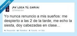 Enlace a Lo importante es soñar por @carvaloca