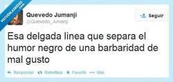 Enlace a Controla lo que dices por @quevedo_jumanji