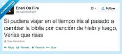 Enlace a En el nombre de Martin, Amén por @Eneriramirezz