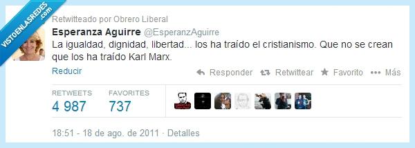 comunista,cristianismo,dignidad,facha,igualdad,libertad,marx,marxismo